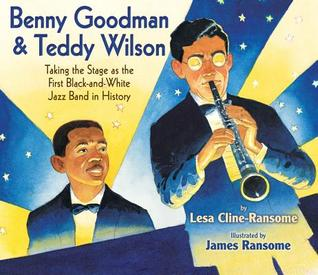 Benny Goodman Teddy Wilson Taking the Stage as the First Black And White Jazz Band in History