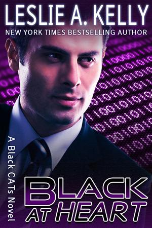 Black at Heart (Black CATs, #3)
