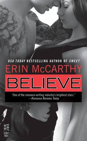 Book Review: Erin McCarthy's Believe