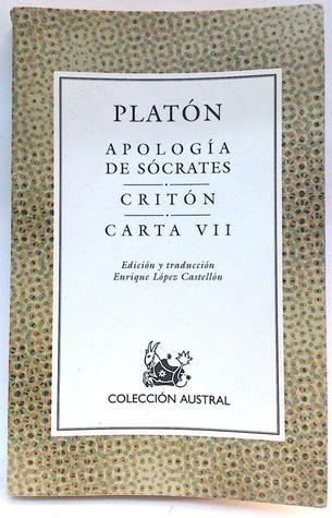 Apologia de Socrates/Criton/Carta 7