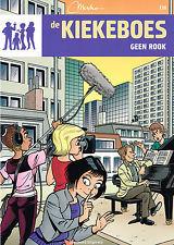 Geen Rook (De Kiekeboes, #138)