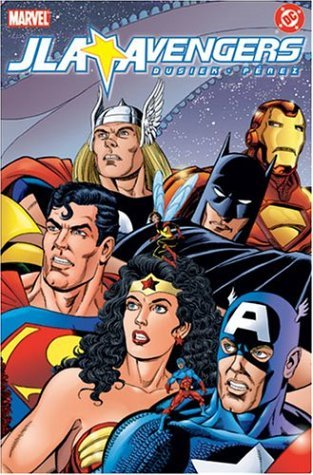 JLA/Avengers by Kurt Busiek