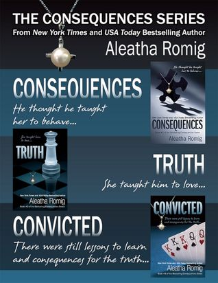 The Consequences Series Box Set (Consequences, #1-3)