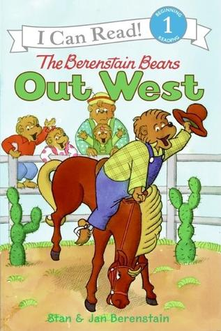 The Berenstain Bears Out West by Stan Berenstain