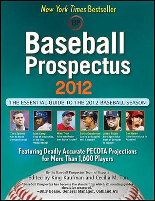 Baseball Prospectus 2012 by Baseball Prospectus