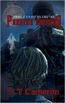 Young Explorers and the Phantom Express (Young Explorers #2)