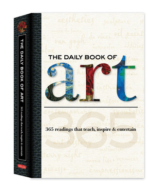 The Daily Book of Art by Colin Gilbert