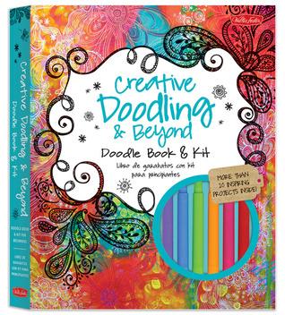 Creative Doodling Beyond Doodle Book Kit More Than 20 Inspiring