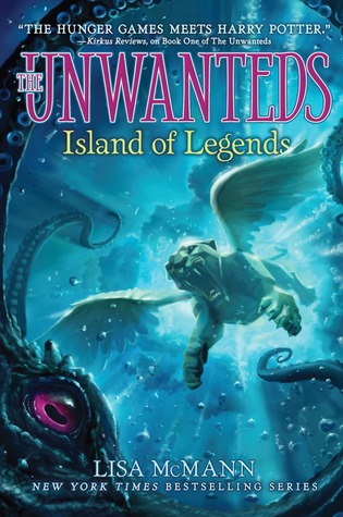Island of Legends (Unwanteds, #4)