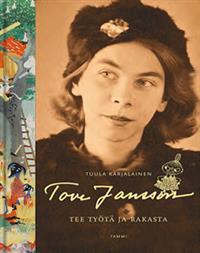 Tove Jansson by Tuula Karjalainen