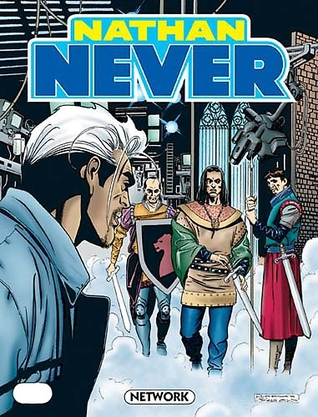 Nathan Never n. 121: Network