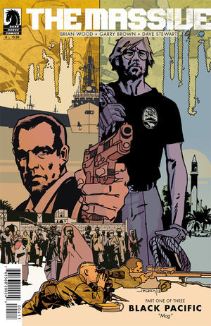 The massive #4 by Brian Wood