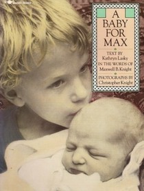 A Baby for Max by Kathryn Lasky
