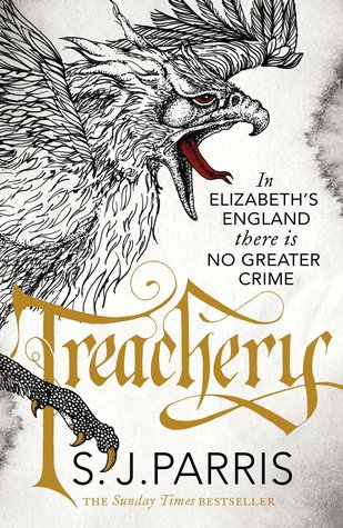 Treachery : S.J. Paris