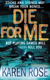 Die For Me (Romantic Suspense #7; Daniel Vartanian #1)