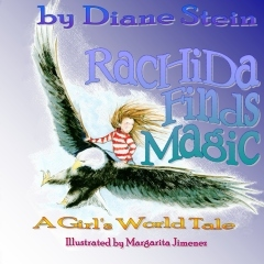 Rachida Finds Magic: A Girl's World Tale