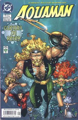 Aquaman: Guerra de reyes