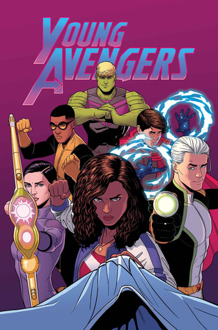 Young Avengers, Volume 3 by Kieron Gillen