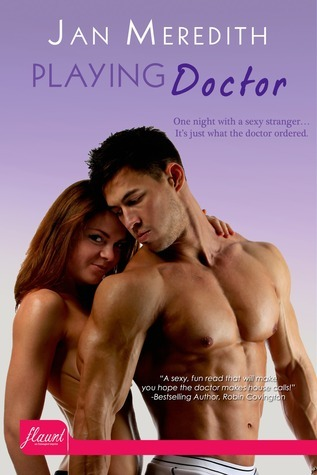 Playing Doctor by Jan Meredith
