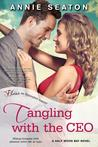 Tangling with the CEO (Half Moon Bay, #1)