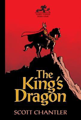 The King's Dragon (Three Thieves, #4)