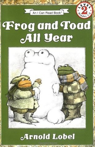 Frog and Toad All Year: I Can Read Level 2 (I Can Read Book 2)