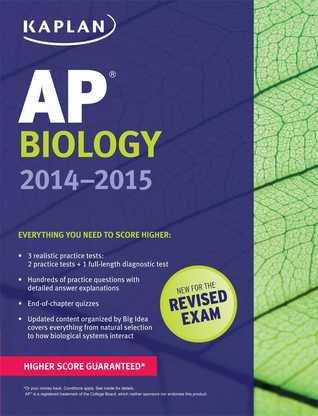 Kaplan AP Biology 2014-2015
