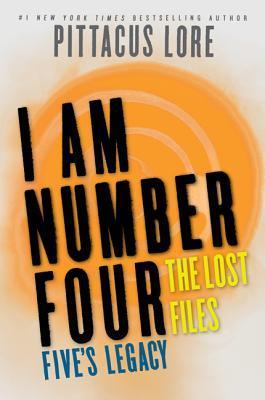 Five's Legacy (Lorien Legacies: The Lost Files, #7)