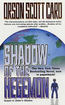 Shadow of the hegemon (shadow series, #2) by Orson Scott Card