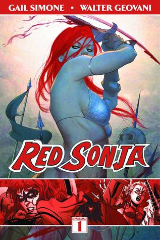 Red Sonja, Vol. 1: Queen of Plagues