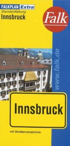 Innsbruck: Mit Straßenverzeichnis