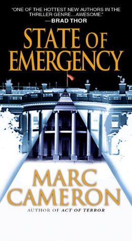 State of Emergency (Jericho Quinn #3)