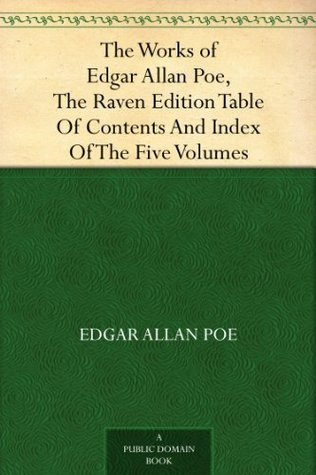 The Works of Edgar Allan Poe, The Raven Edition