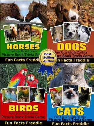 Children's Quiz Books About Animals (Trivia Games For Kids On Kindle Unlimited Book 1)
