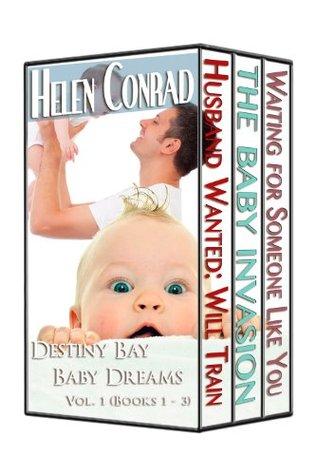 Destiny Bay: Baby Dreams Boxed Set Vol. 1 (Destiny Bay: Baby Dreams #1-3)