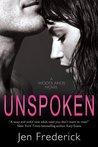 Unspoken (with Bonus Content)