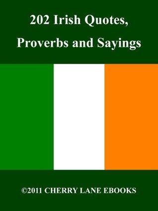 Descargar cuentas gratis 202 Irish Quotes, Proverbs and Sayings