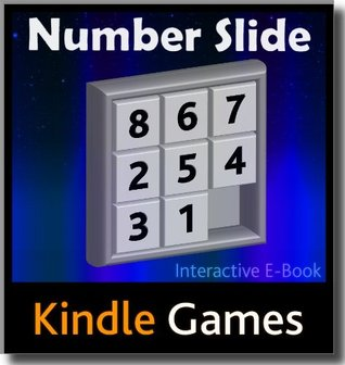 Number Slide E-Book Game (8 Puzzle) Free Download Available Worldwide (aka Eight Puzzle, 9 Puzzle, Nine Puzzle, Boss Puzzle) (WiFi/3G NOT required, Interactive eBook Content)