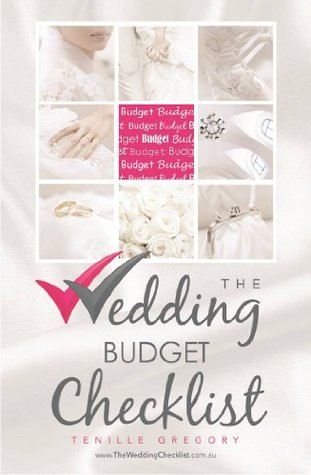 the wedding budget checklist by tenille gregory