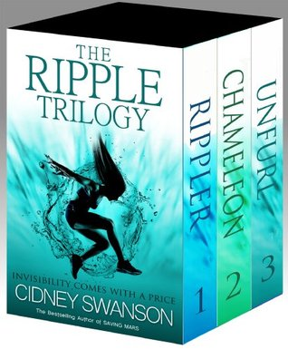 The Ripple Trilogy by Cidney Swanson