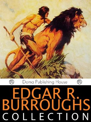 Edgar R. Burroughs Collection: 24 Works