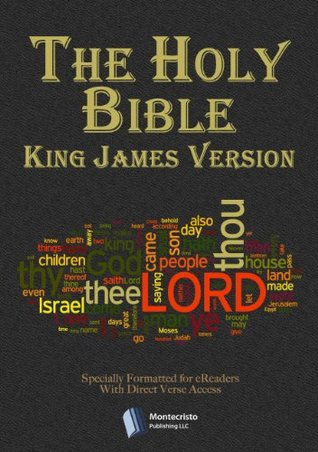 The Holy Bible - King James Version -