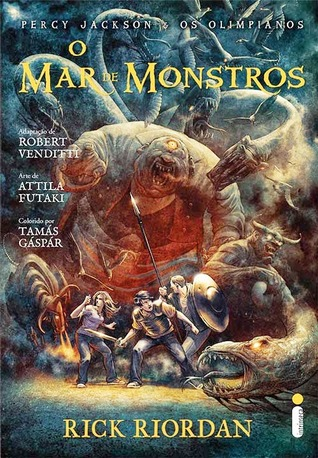 Sea Of Monsters Graphic Novel Pdf