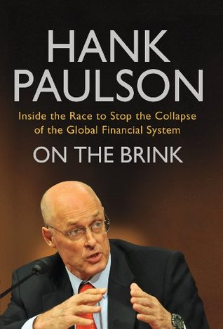 Ebook On The Brink by Henry M. Paulson Jr. TXT!