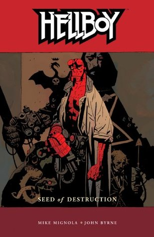 Hellboy Volume 1 by Mike Mignola