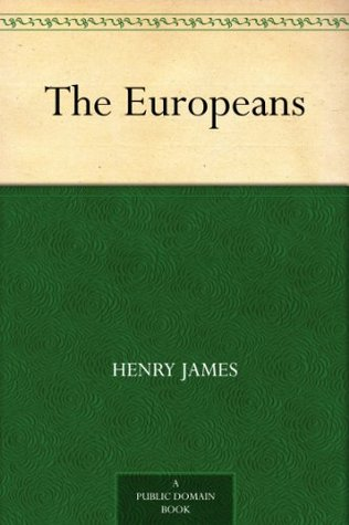 the europeans james henry