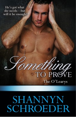 Something to Prove (The O'Learys, #3)