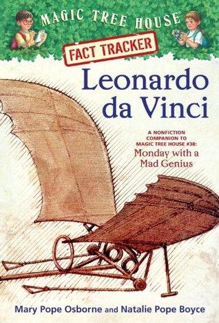 Leonardo Da Vinci (Magic Tree House Fact Tracker #19)