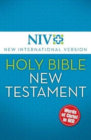 NIV Holy Bible, New Testament