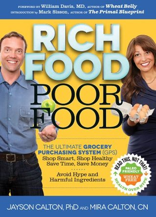Rich Food Poor Food: The Ultimate Grocery Purchasing System